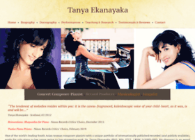 tanyaekanayaka.com
