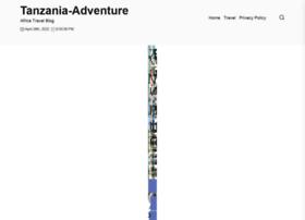 tanzania-adventure.com