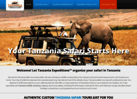 tanzania-expeditions.com
