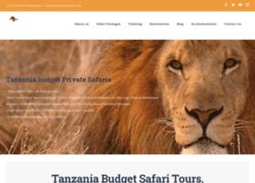 tanzaniabudgetsafaris.com