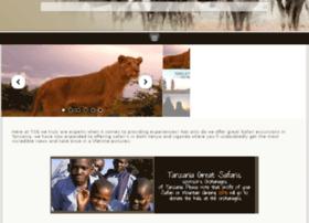 tanzaniagreatsafaris.com