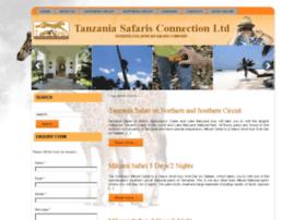 tanzaniasafarisconnection.com