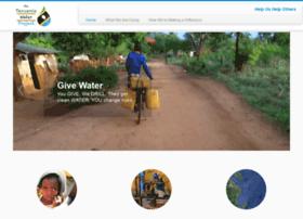 tanzaniawaterproject.org