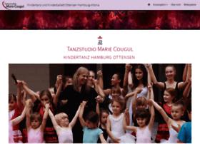 tanzstudio-marie-cougul.de