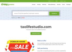 taolifestudio.com