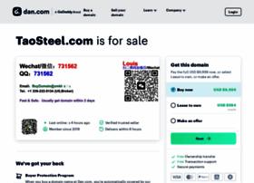 taosteel.com