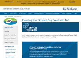 tap.ucsd.edu