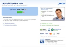 tapasdezapatos.com