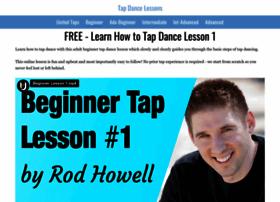 tapdancelessons.com