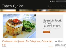 tapeoyjaleo.com
