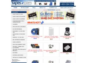 tapesandmore.com