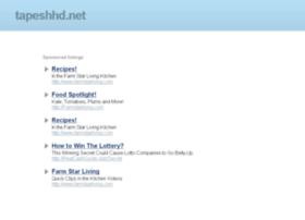 tapeshhd.net
