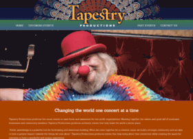 tapestryproductions.net