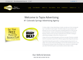 tapiaadvertising.com