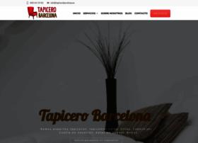 tapicerobarcelona.es