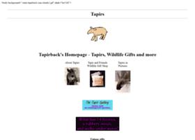 tapirback.com