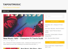 tapoutmusics.com
