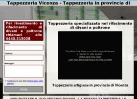 tappezzeria-vicenza.com