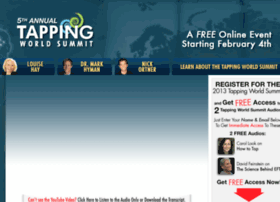 tappingworldsummit2013.com
