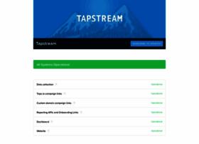 tapstream.statuspage.io