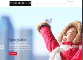 taqaddum.com