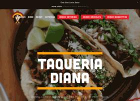taqueriadiana.com