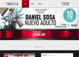 taquillaexpress.com