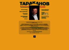 tarakanov.net