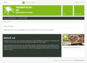 tarantulas-uk.com