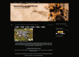 tarantulasoftheworld.com