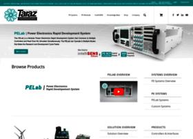 taraztechnologies.com