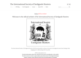 tardigradehunters.weebly.com