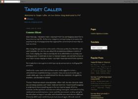 targetcaller.blogspot.com