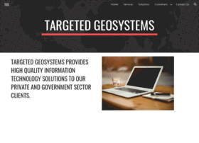 targetedgeosystems.com