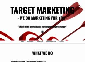 targetmarketing.hu