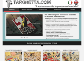 targhetta.com
