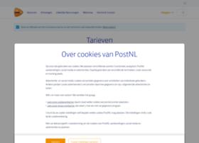tarievenwijzer.postnl.nl
