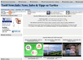 tarif-news.info
