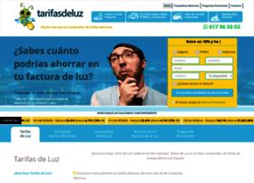 tarifasdeluz.com