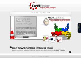 tarifffinder.com