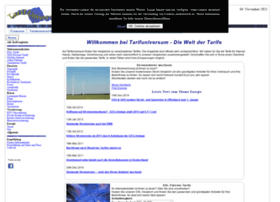 tarifuniversum.de