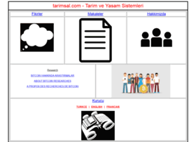 tarimsal.com