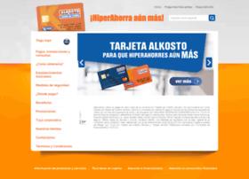 tarjetaalkosto.com.co