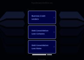tarjetas.hipotecascreditos.es