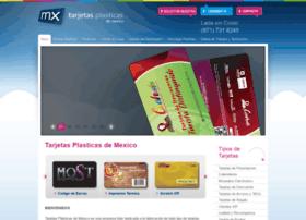 tarjetasplasticas.com.mx