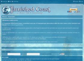 tarnished-coast.com