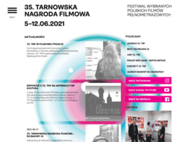 tarnowskanagrodafilmowa.pl