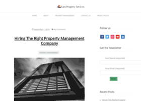 tarnpropertyservices.com