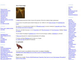 tarot-numerologie.fr
