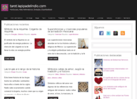 tarot.lapipadelindio.com